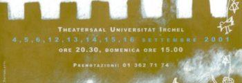 2001-2002 – Il velo azzurro cosparso di stelle